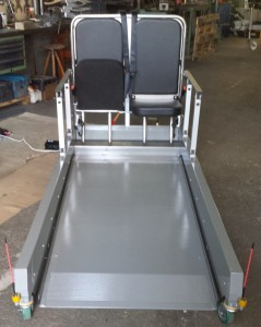 Fabrication chariot de transport polyvalent